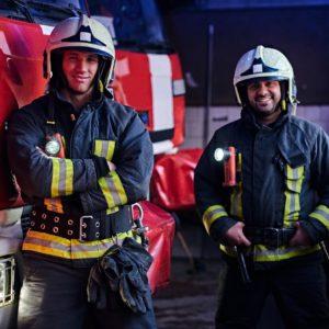Feuerwehr, Polizei